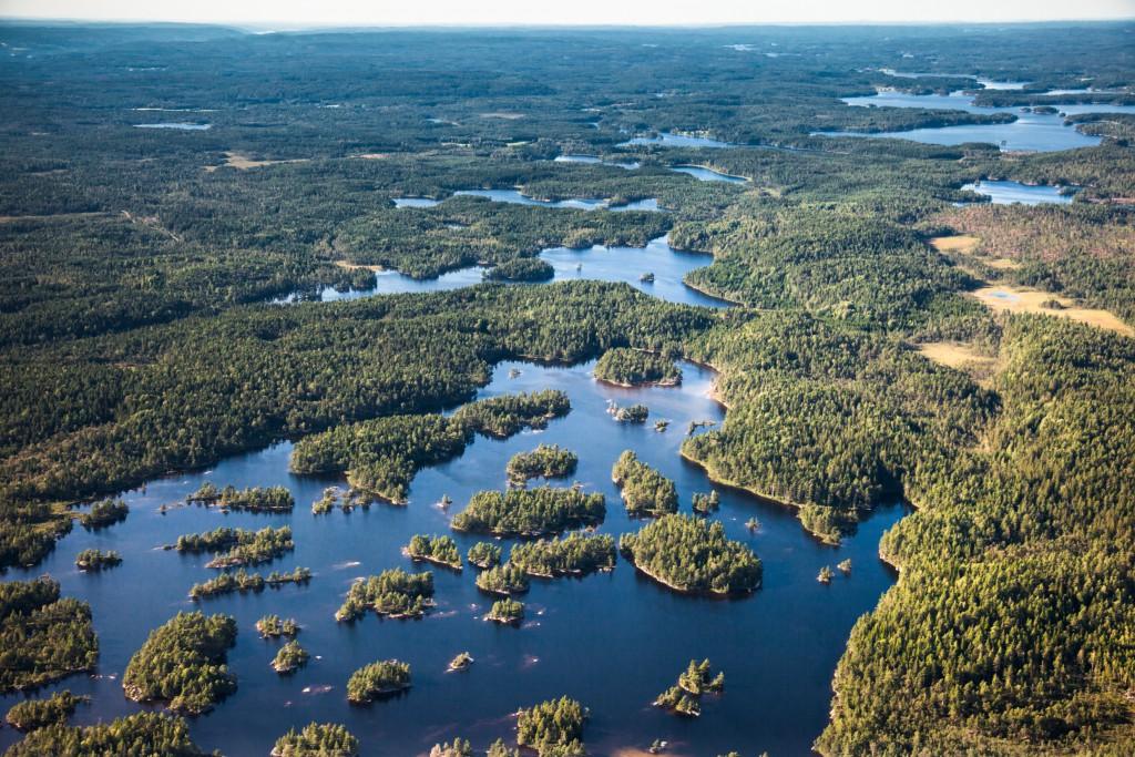 Urlaub in Skandinavien, Sweden West Coast