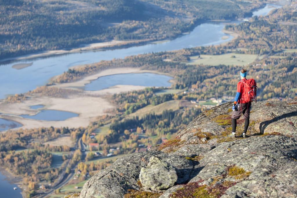 Fjord, Wandern, Trekking, Outdoor
