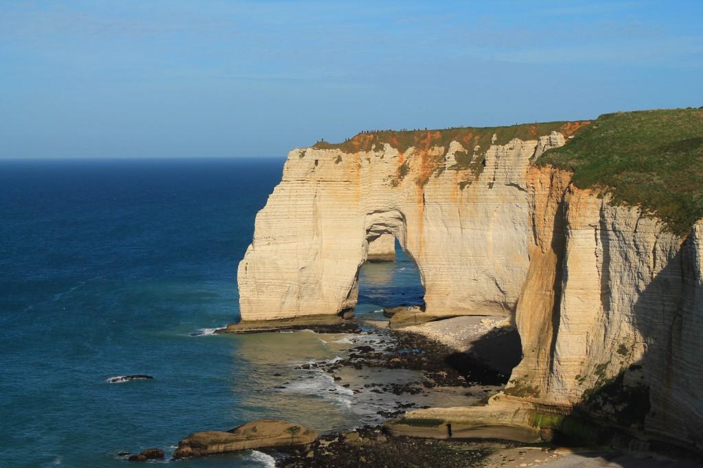 Steilküsten in der Normandie © Marine26