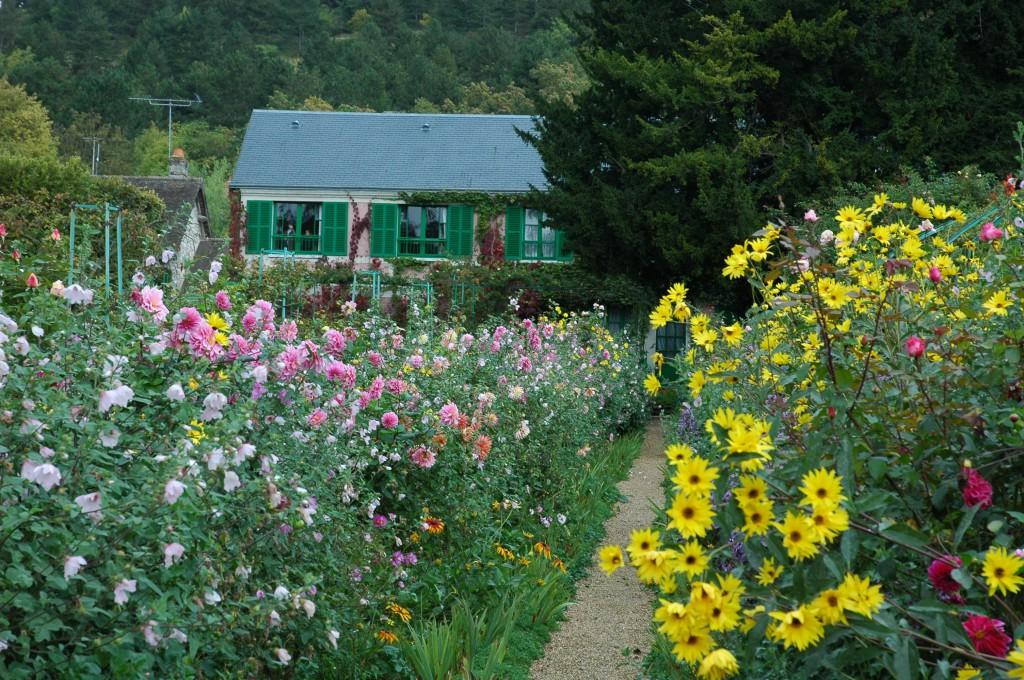 Garten von Claude Monet in Givern ©Morguefile.com