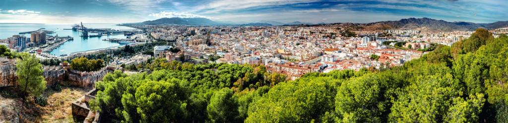 Malaga © Alex Tihonov - Fotolia.com