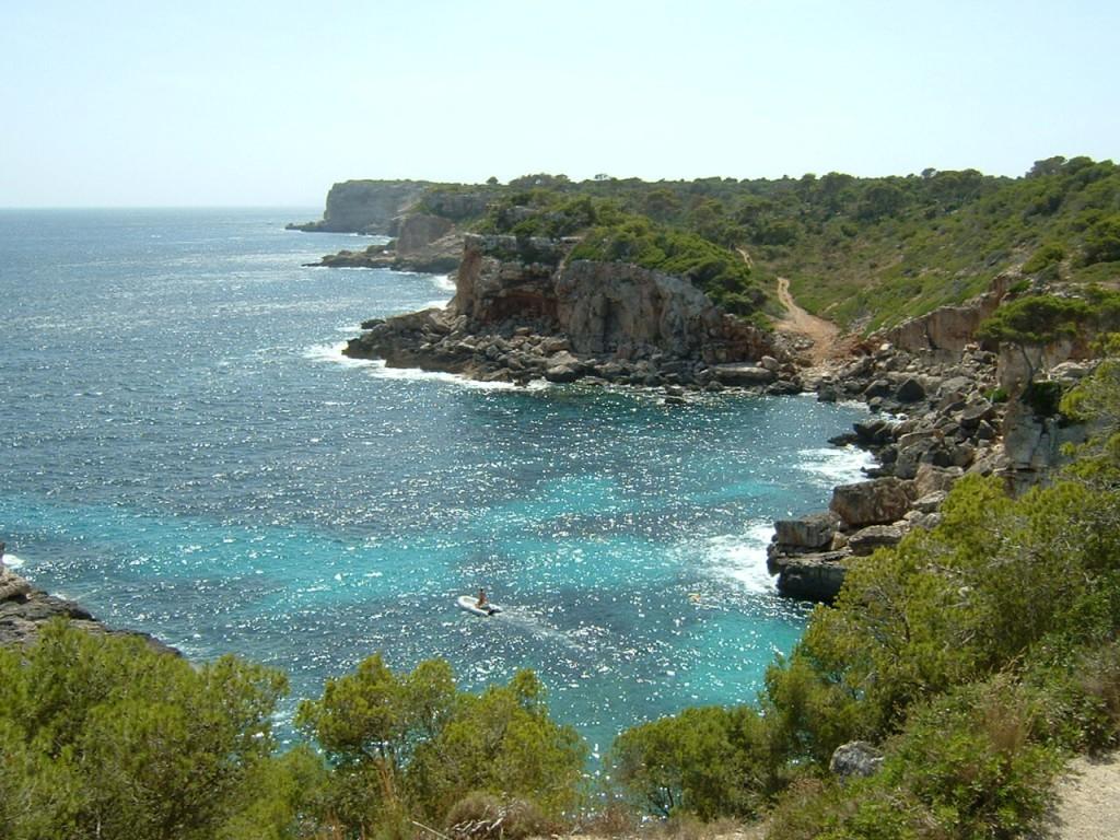 Mallorca, Küste, Mittelmeer