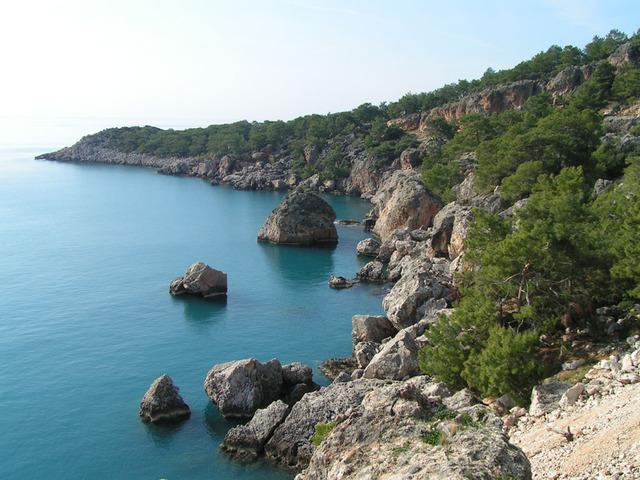 Beste Reisezeit für die Türkische Riviera sind April, September und Oktober © Yucel Tellici / FreeImage.com