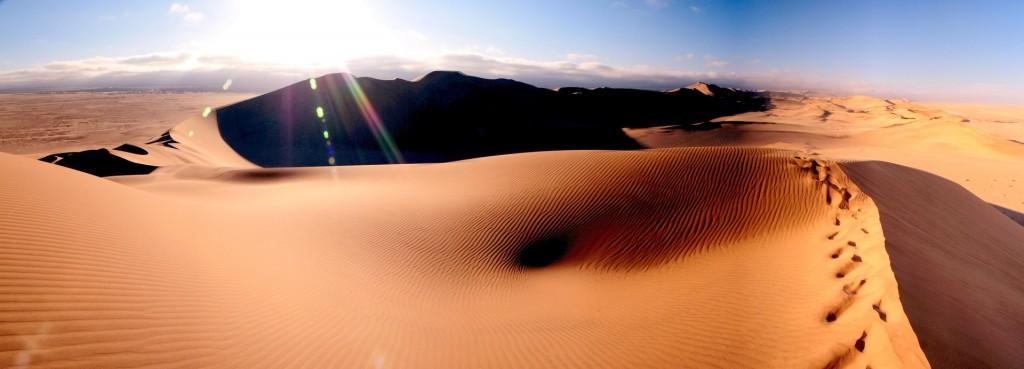 Reise durch die Wüste