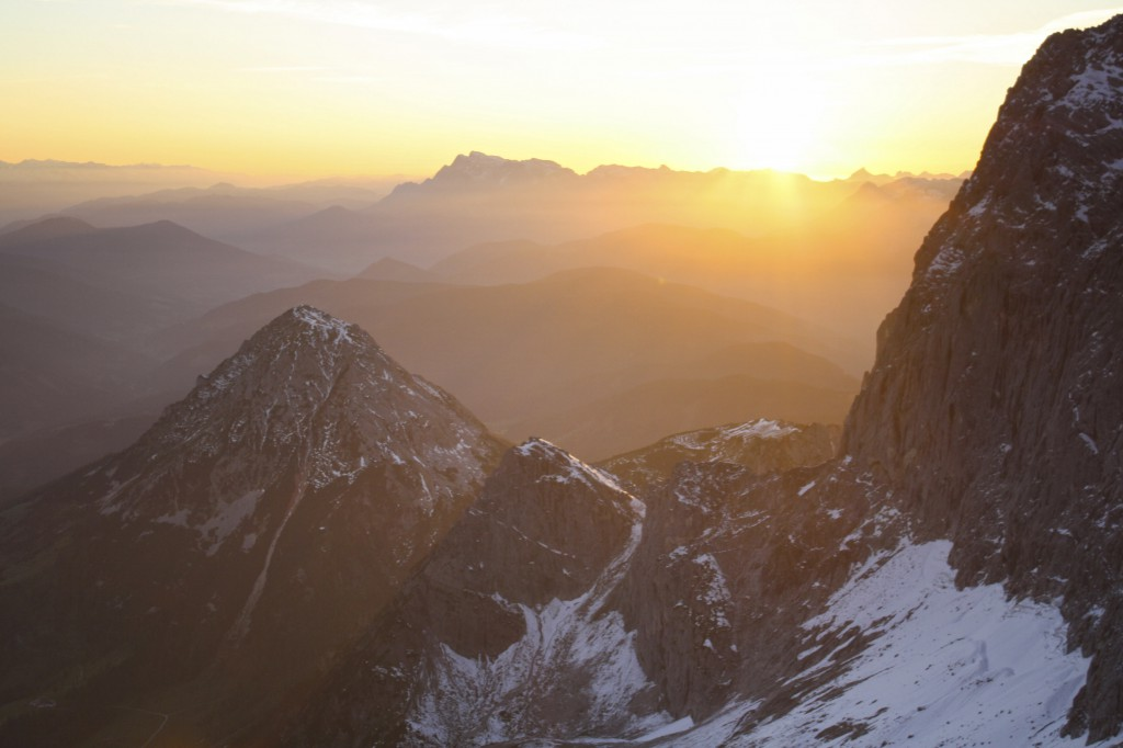 Bergführungen in den Alpen