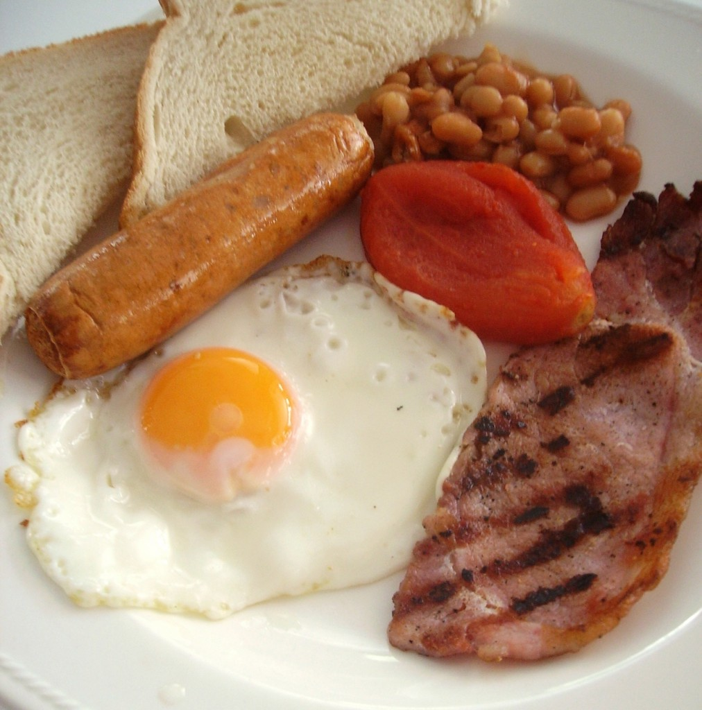 English Breakfast © Ronny Stephan Freeimages.com