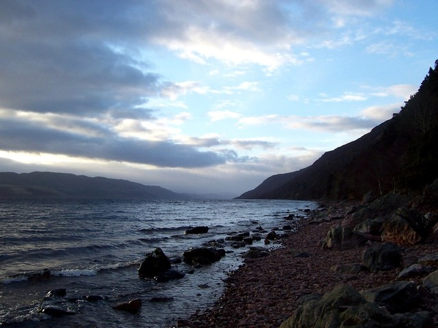 Loch Ness © Kristy McCaskill - freeimages.com