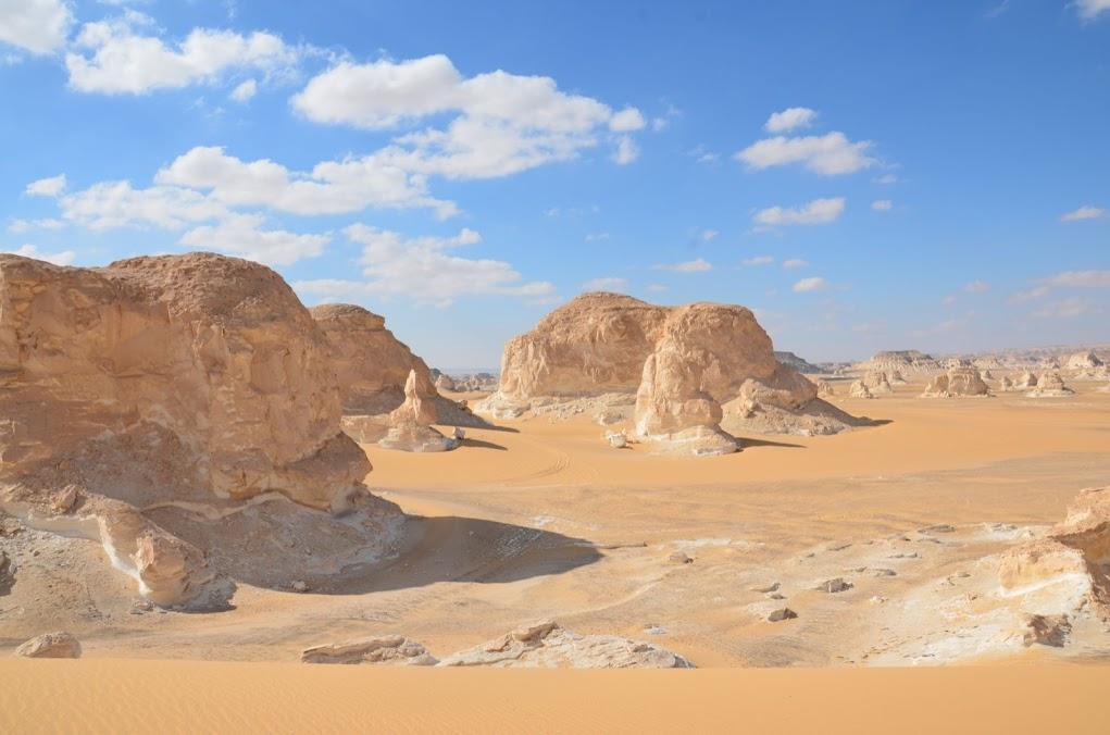 Reisen in die Wüste - Ein Abenteuer