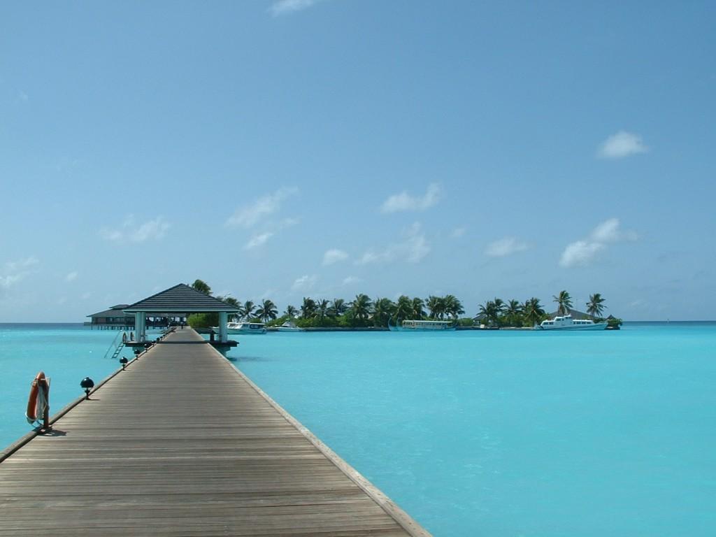 Abschalten auf den Malediven